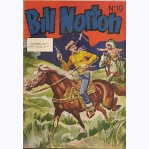 Bill Norton : n° 19