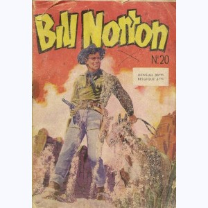 Bill Norton : n° 20