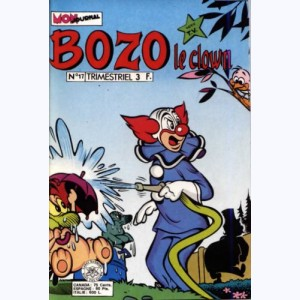 Bozo le Clown : n° 17, Gelsomina a disparu