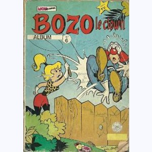 Bozo le Clown (Album) : n° 6, Recueil 6 (16, 17, 18)