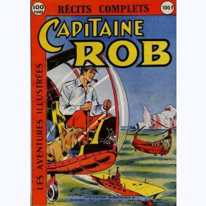 Capitaine Rob : n° 1, L'idole mexicaine