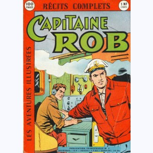 Capitaine Rob : n° 7, Le plat d'or