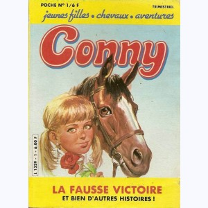 Conny Poche : n° 1