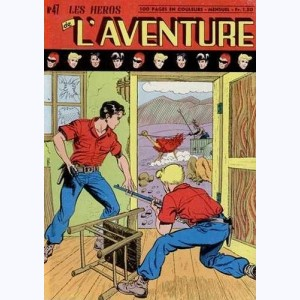 Héros de l'Aventure : n° 47, Le Fantôme : Attention, Diana !
