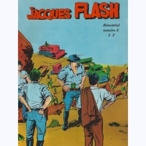 Jacques Flash : n° 6, La folie des diamants