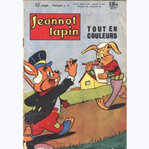 Jeannot Lapin : n° 4