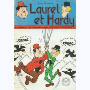 Laurel et Hardy (4ème Série) : n° 30, La pollution