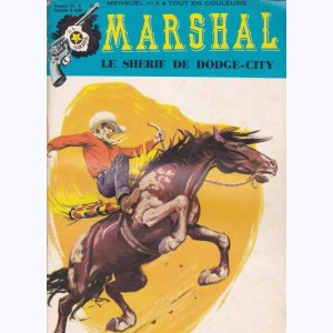 Marshal le Shérif de Dodge City : n° 4, L'assassin