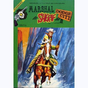 Marshal le Shérif de Dodge City : n° 7, La paye a disparu