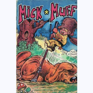 Mick et Muff : n° 1, Le grand canyon