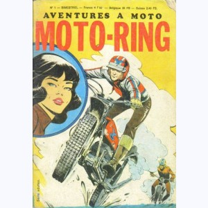 Moto-Ring : n° 1, Ted Obrien : Le projet 108