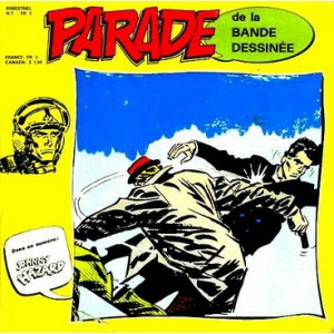 Parade de la Bande Dessinée : n° 7, Johnny Hazard