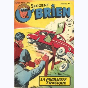 Sergent O'Brien : n° 1, La poursuite tragique