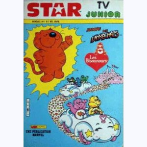 Star TV Junior : n° 1, Les Bisounours : On a volé l'été