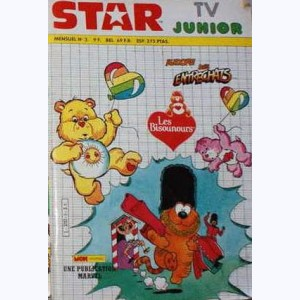 Star TV Junior : n° 3, Les Bisounours : Les Gris-Gris