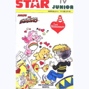 Star TV Junior : n° 6, Les Bisounours : Le héros de la télé