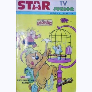 Star TV Junior : n° 16, Fraggle Rock : Le doozer qui voulait devenir .
