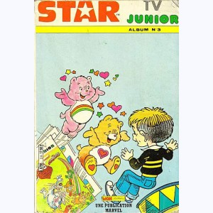 Star TV Junior (Album) : n° 3, Recueil 3 (07, 08, 09)