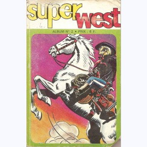 Super West Poche (Album) : n° 2, Recueil 2 (04, 05, 06)