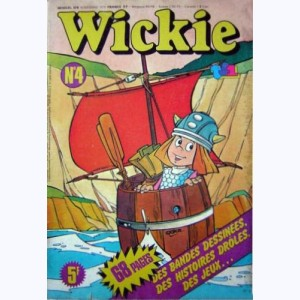 Wickie : n° 4, Une affaire en or !