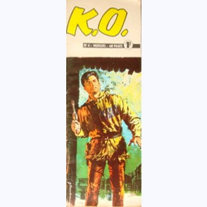 KO : n° 4, Intrigue à Rio Hondo