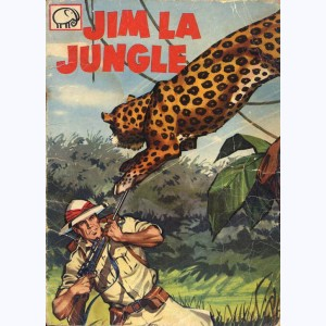 Albums Filmés J : n° 4, Jim la Jungle - A la vallée du Diable