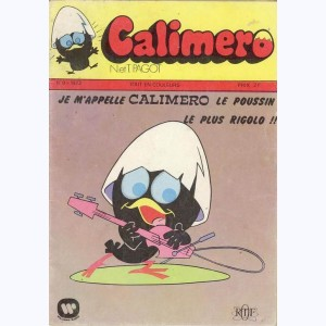 Calimero : n° 9, Le clocher