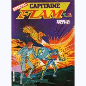 Capitaine Flam Spécial : n° 12, Complot stellaire