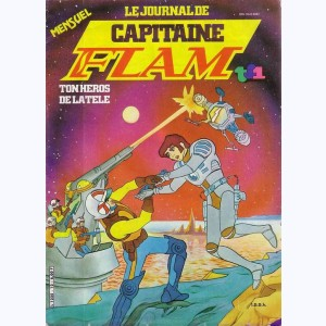 Capitaine Flam Journal : n° 12, Le monde des Invaincus