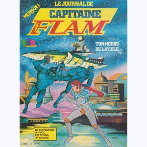 Capitaine Flam Journal : n° 16