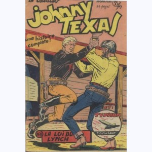 Johnny Texas : n° 4