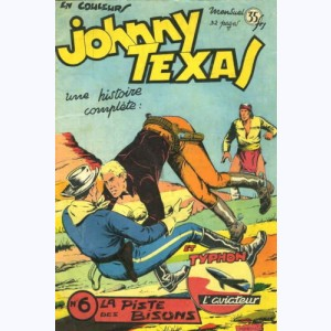 Johnny Texas : n° 6