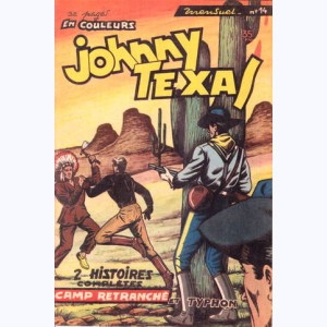 Johnny Texas : n° 14