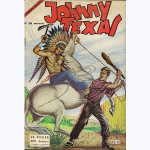 Johnny Texas : n° 18