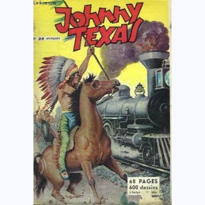 Johnny Texas : n° 29, La piste des Sioux 2