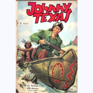 Johnny Texas : n° 31