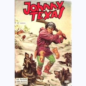 Johnny Texas : n° 37, Red Devil - Dans la tourmente