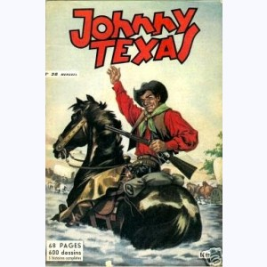 Johnny Texas : n° 38