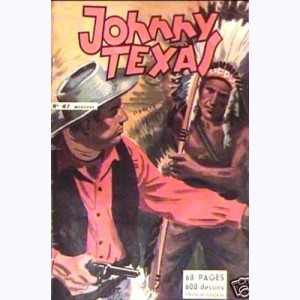 Johnny Texas : n° 47