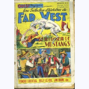 Far West : n° 2, Le chasseur de mustangs Jim Boum