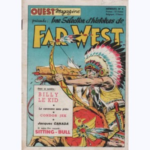Far West : n° 6, Jacques Canada