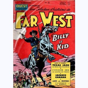 Far West : n° 13, Poncho Libertas