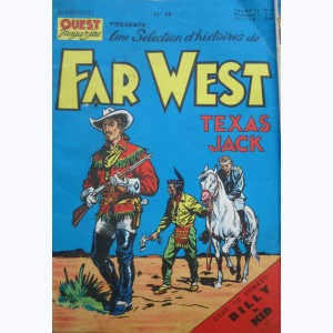 Far West : n° 14, Frank et Jérémie