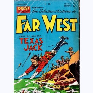 Far West : n° 18, Billy le Kid : L'attaque des Bannoks