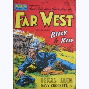 Far West : n° 19, Billy le Kid : Ginny Gun et les Shoshones