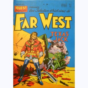 Far West : n° 24, Texas Jack