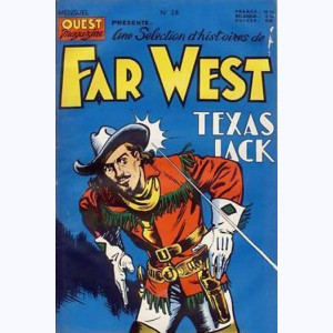 Far West : n° 28, Texas Jack : Cheval Fou