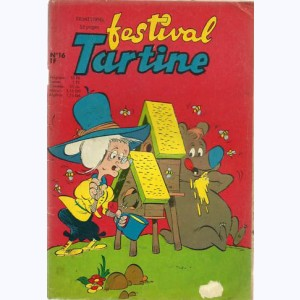 Festival Tartine : n° 16, La course folle