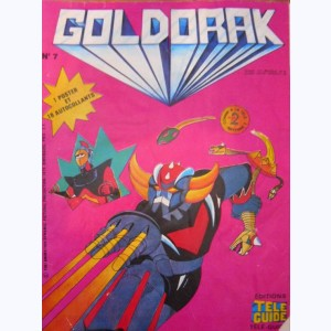 Le Journal de Goldorak : n° 7