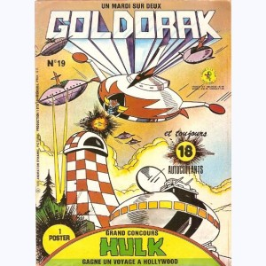 Le Journal de Goldorak : n° 19
